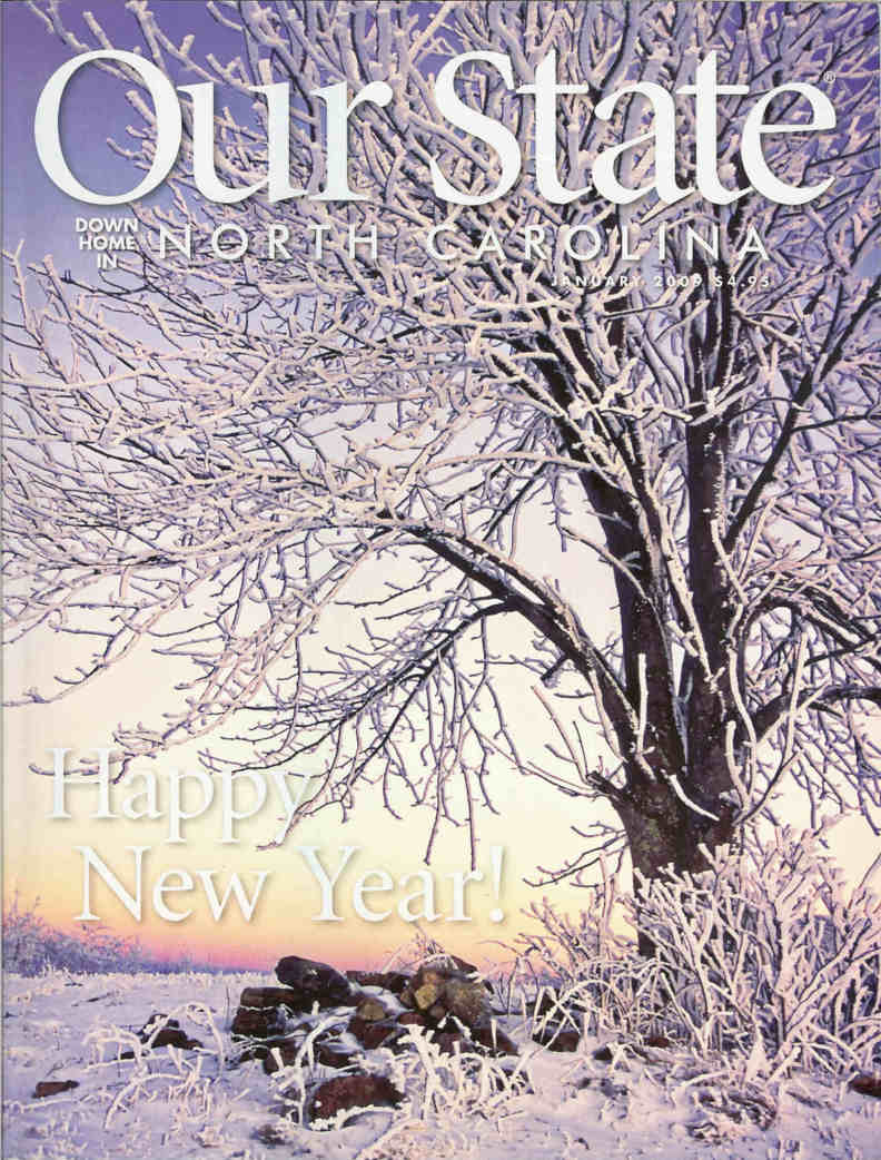 Our State, January 2009 cover