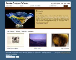 Carolina Designer Craftsmen Guild